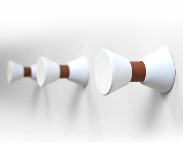 patère design matériel plastique