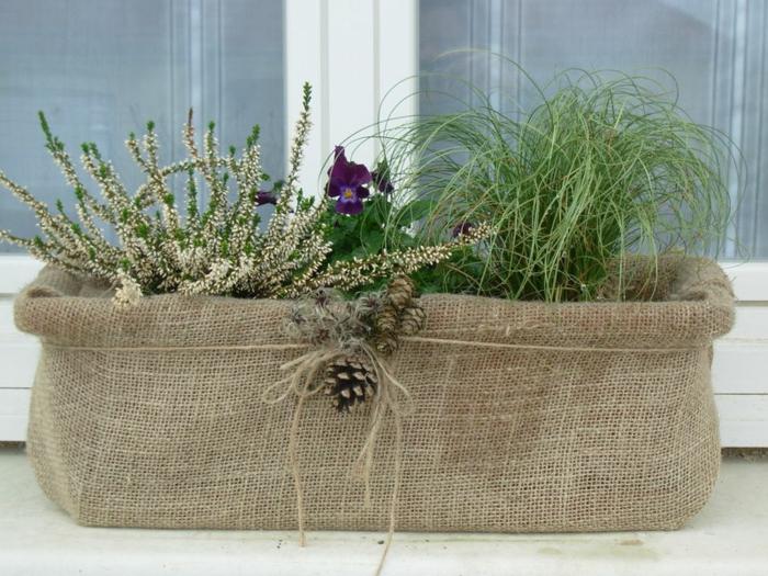 Comment Composer Une Jardiniere D Hiver Idees Et Conseils