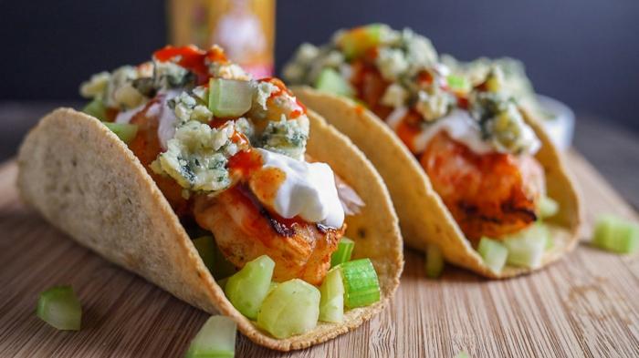 recette sauce fromagère tacos