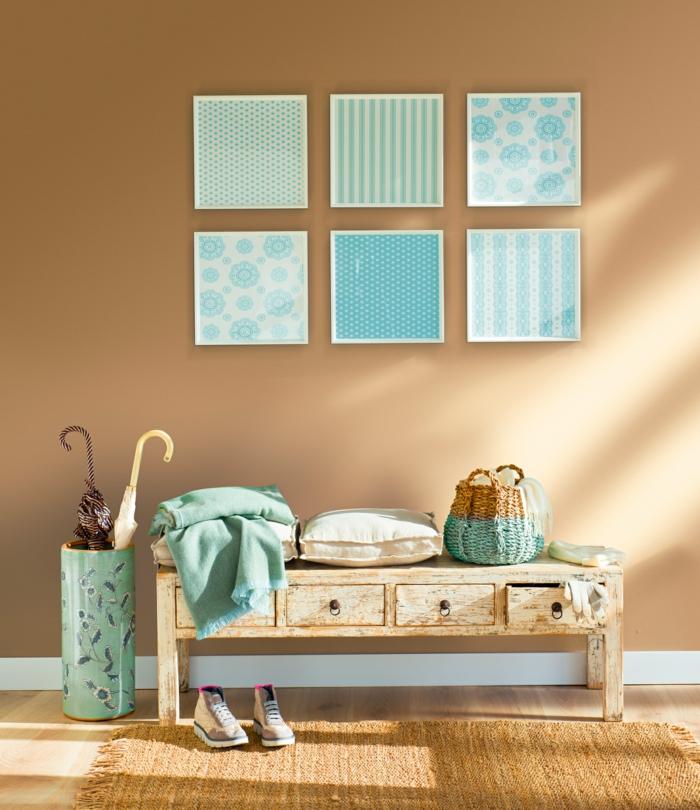 tableau de papier peint décoration tendance