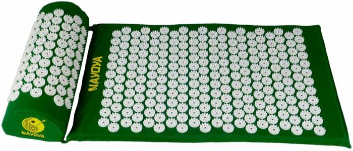 tapis d' acupression et coussin