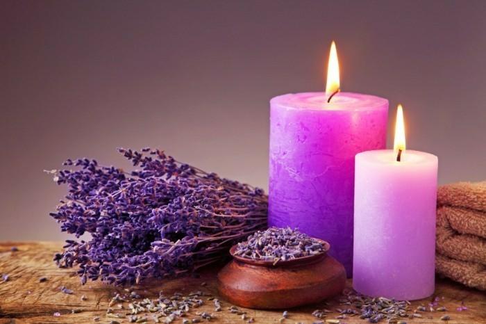 utilisation essence de lavande aromathérapie