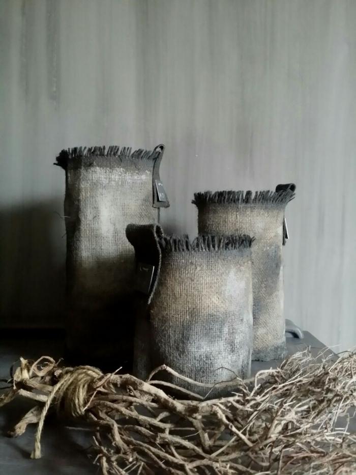 accessoires authentiques style wabi sabi