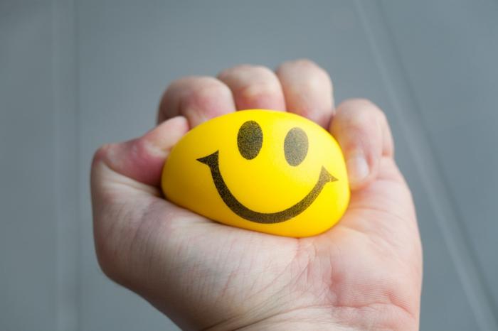 boule anti stress gérer son stress