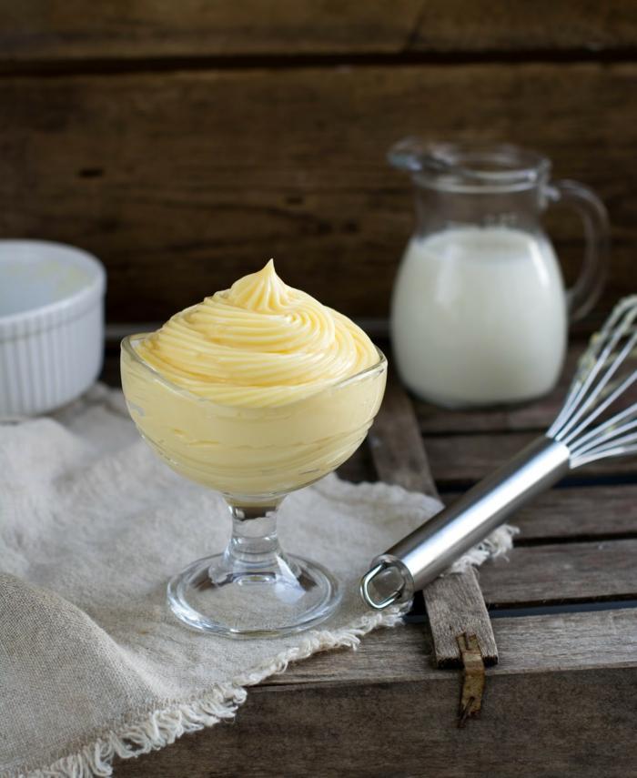crème pâtissière comment préparer