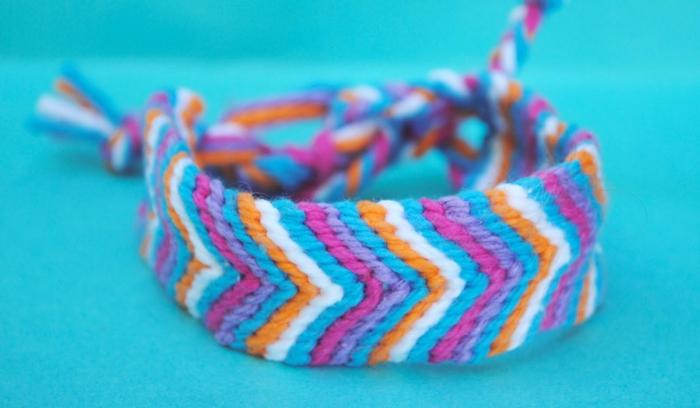 Bracelet Brésilien Idées Comment Réaliser Facilement Ce Bijou Tendance