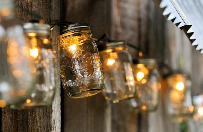 idée tendance de luminaire fait maison