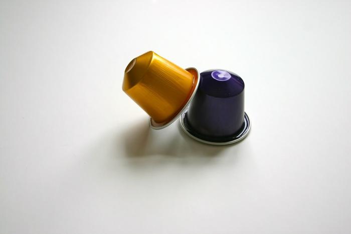 idées avec une capsule café