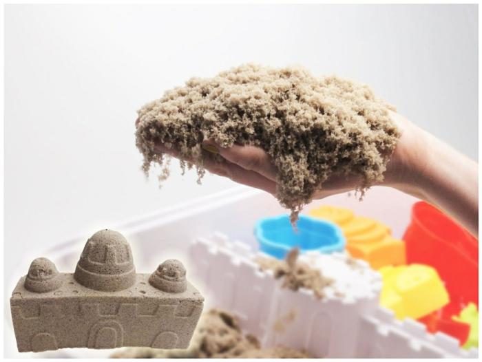 jouets enfant sable magique