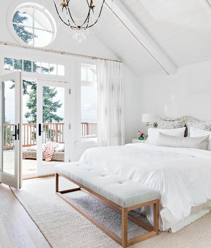Idees De Meuble Bout De Lit Pour Une Chambre Design