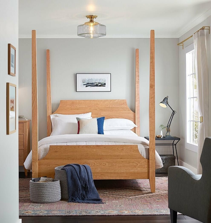 meuble bout de lit inspiration pour votre intérieur