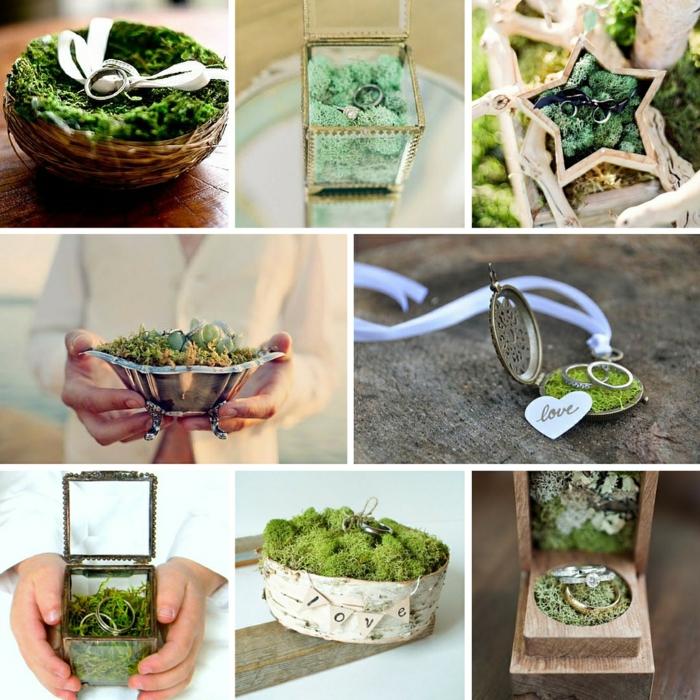 mousse végétale idées mariage