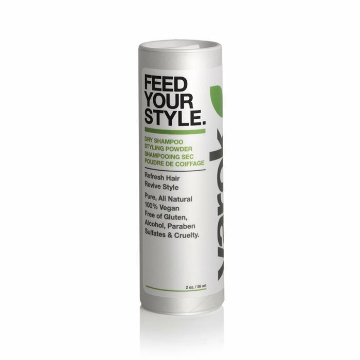 poudre coiffante et shampooing sec