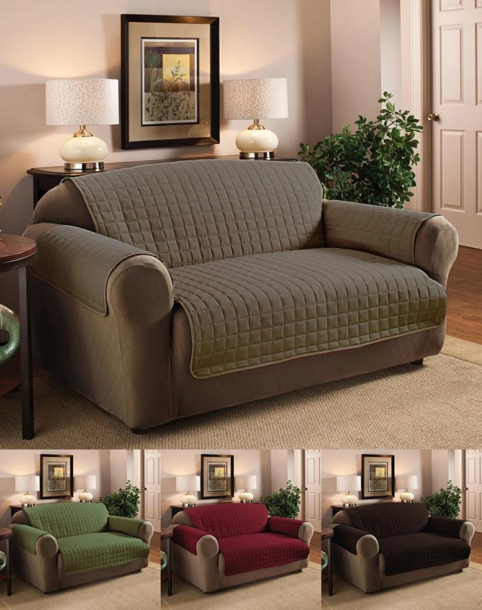 rénover le canapé idée meubles relookés
