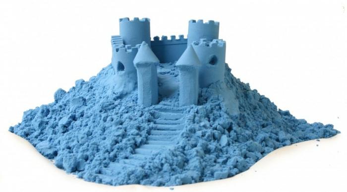 sable magique château