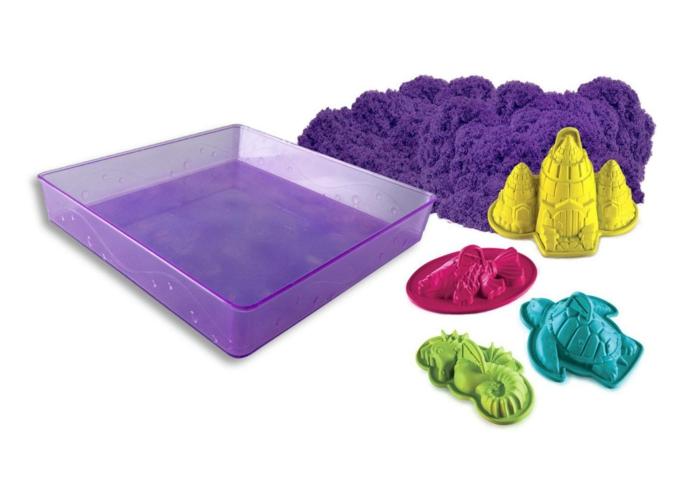 sable magique violet