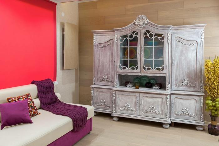 style vintage idées de meubles relookés