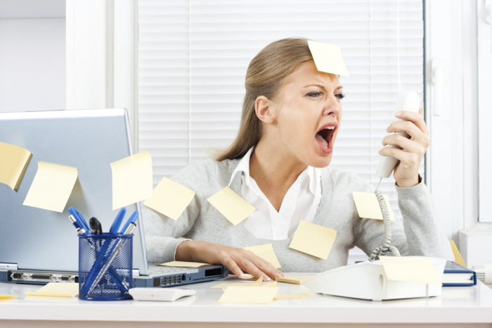 symptômes du stress gérer son stress