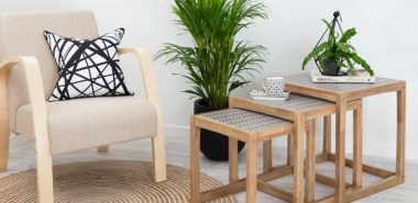 Table Gigogne Idees Inspirantes Comment Decorer Un Petit Salon