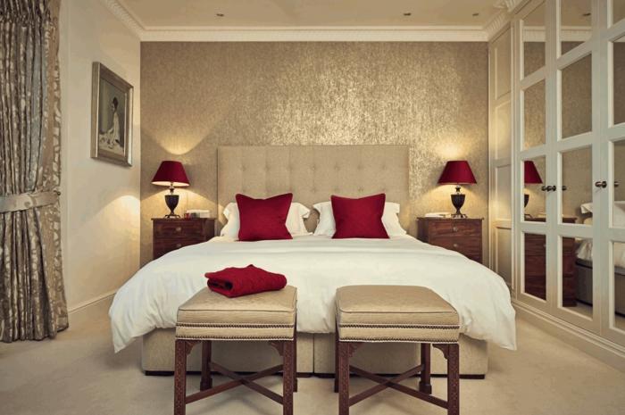 tabourets meuble bout de lit