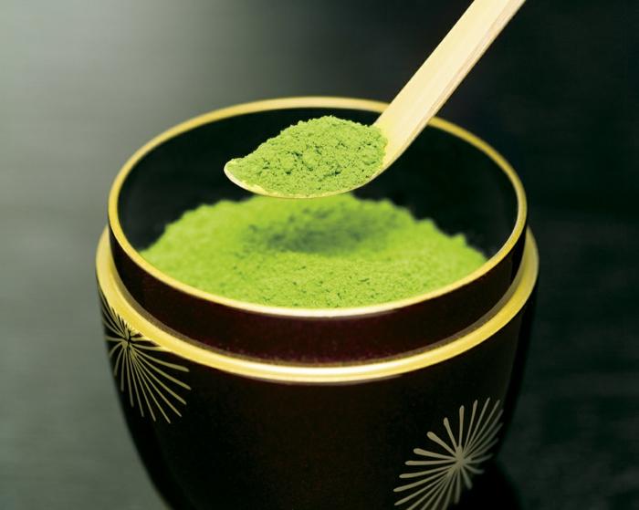 thé matcha thé vert santé