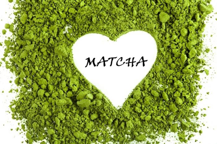 thé vert thé matcha consommation