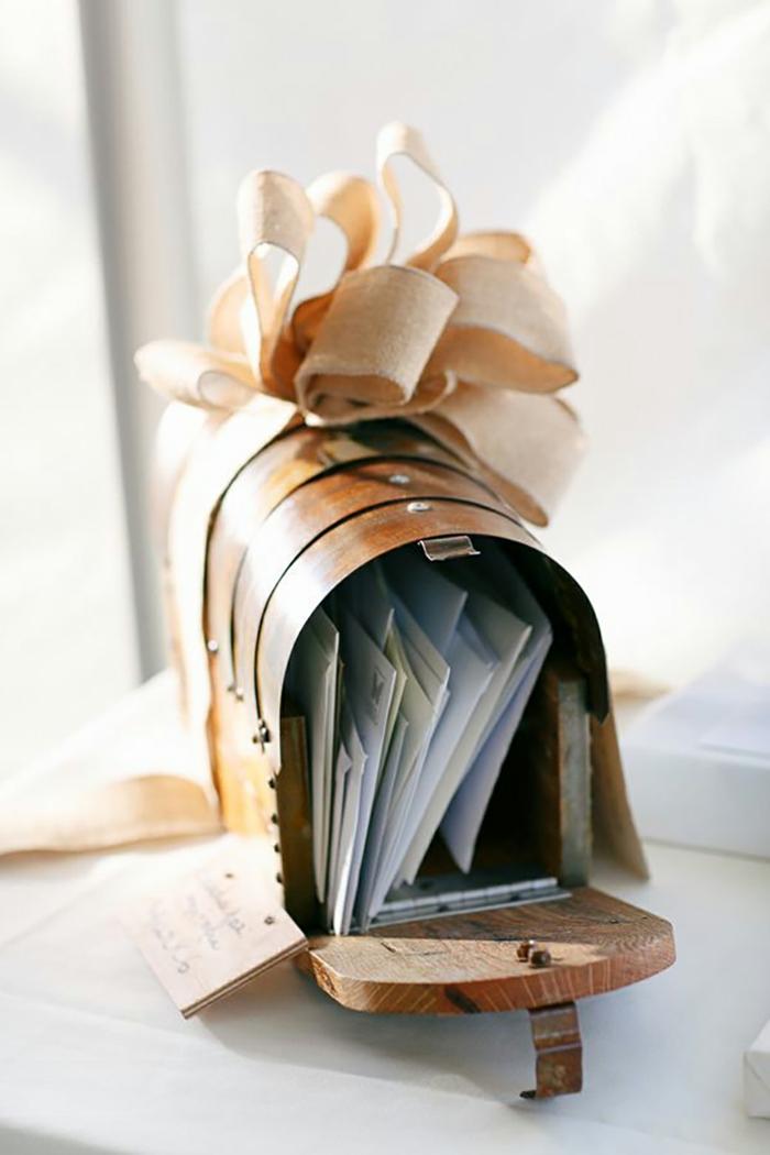 Urne mariage id es originales pour votre grand jour - Urne mariage originale ...