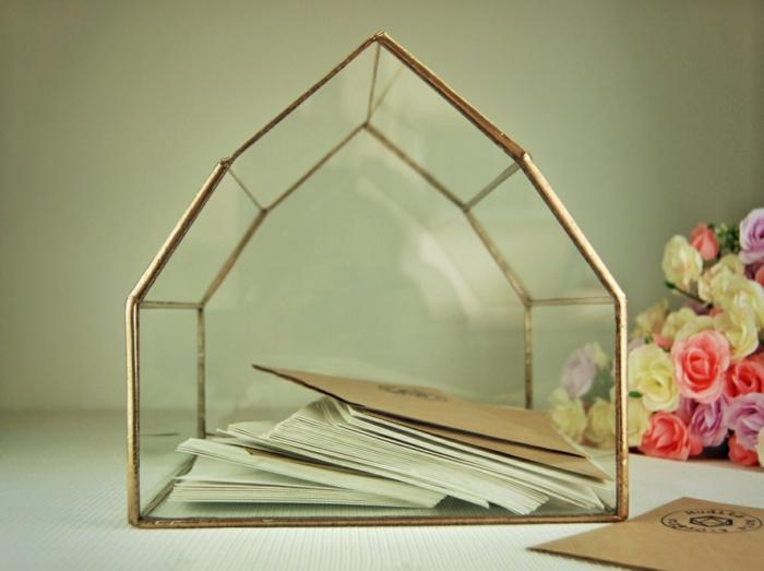 urne mariage id es originales pour votre grand jour. Black Bedroom Furniture Sets. Home Design Ideas