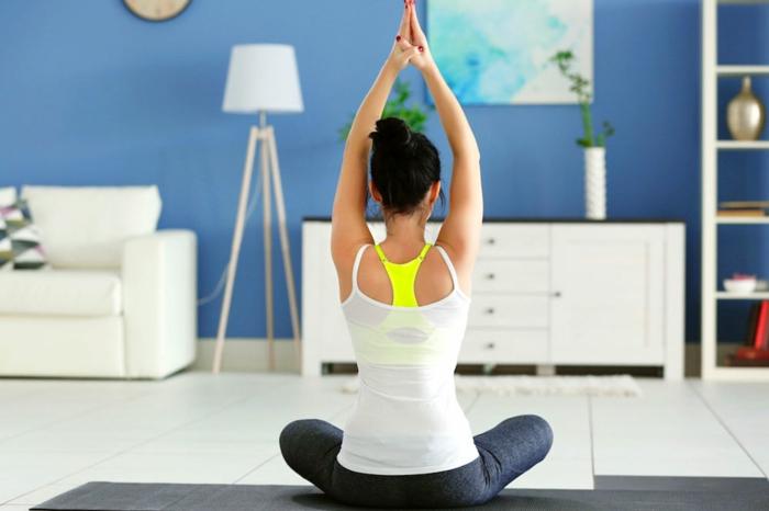 yoga et activité physique pour gérer son stress