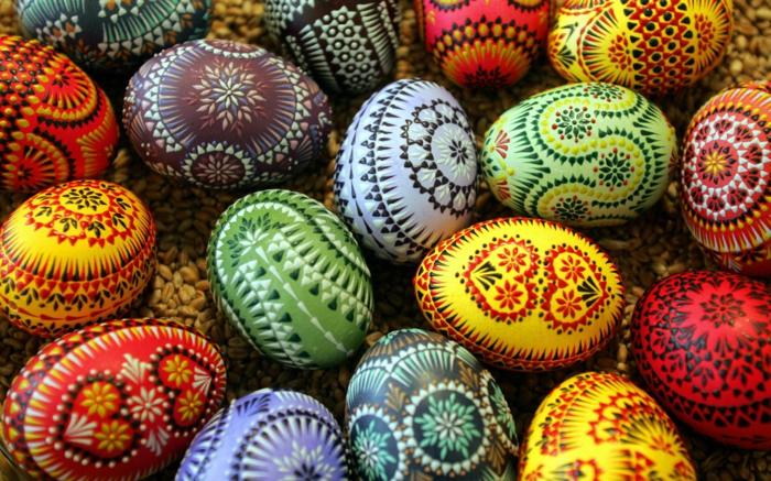 œuf de paques joli dessin