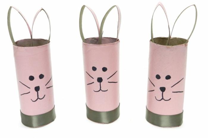 bricolage de Pâques diy lapin