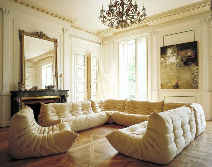 Canap togo inspirations pour un int rieur design et plein de confort for Interieur design canape