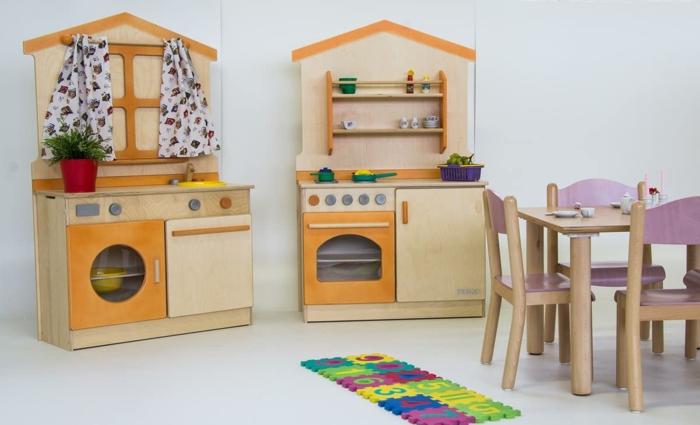 chambre montessori espace activités
