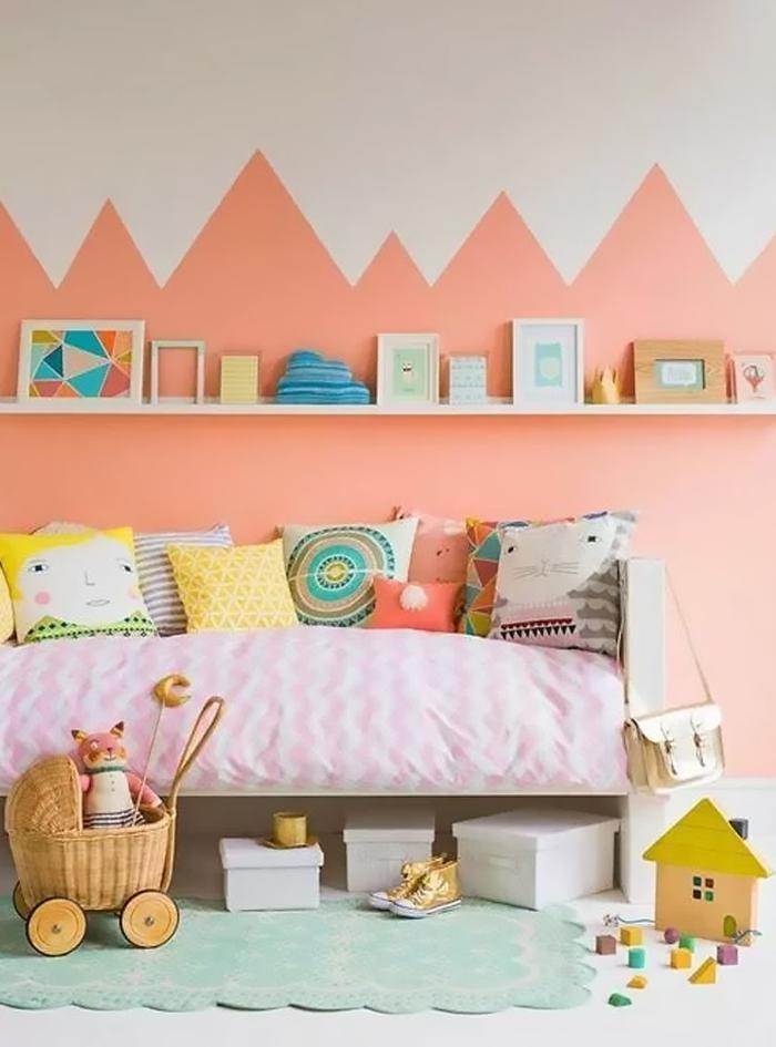 chambre montessori espace d'activités