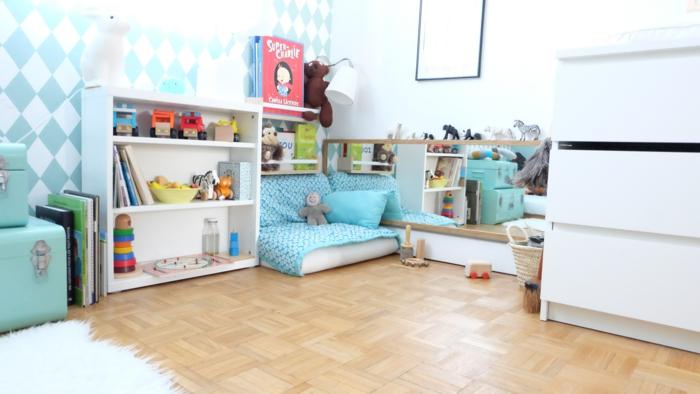 Chambre Montessori : astuces comment l\'aménager pour votre enfant