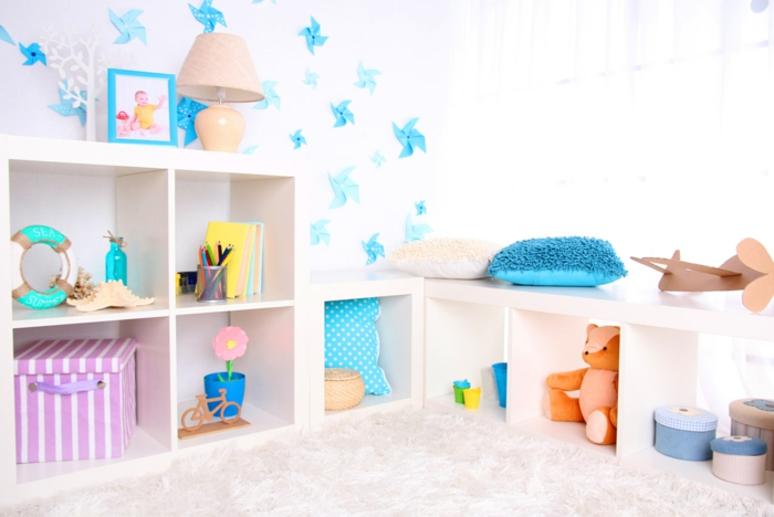 chambre montessori idée d'aménagement