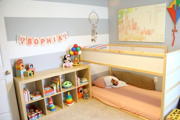 chambre montessori idée d'intérieur