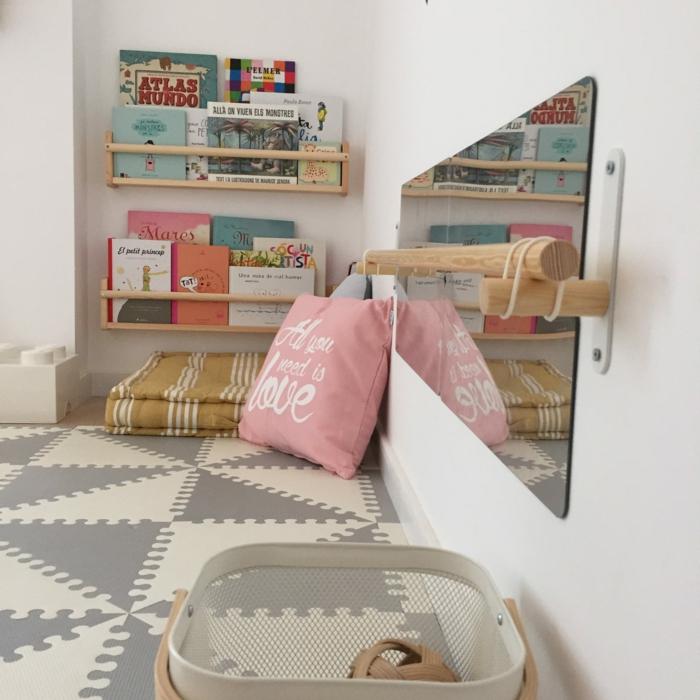 chambre montessori inspiration