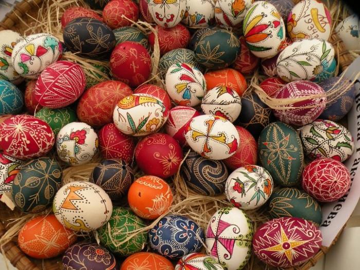 décorer des oeufs pour pâques déco de pâques