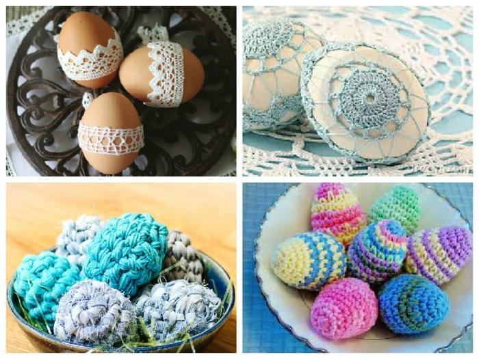 diy œuf de paques en tissu