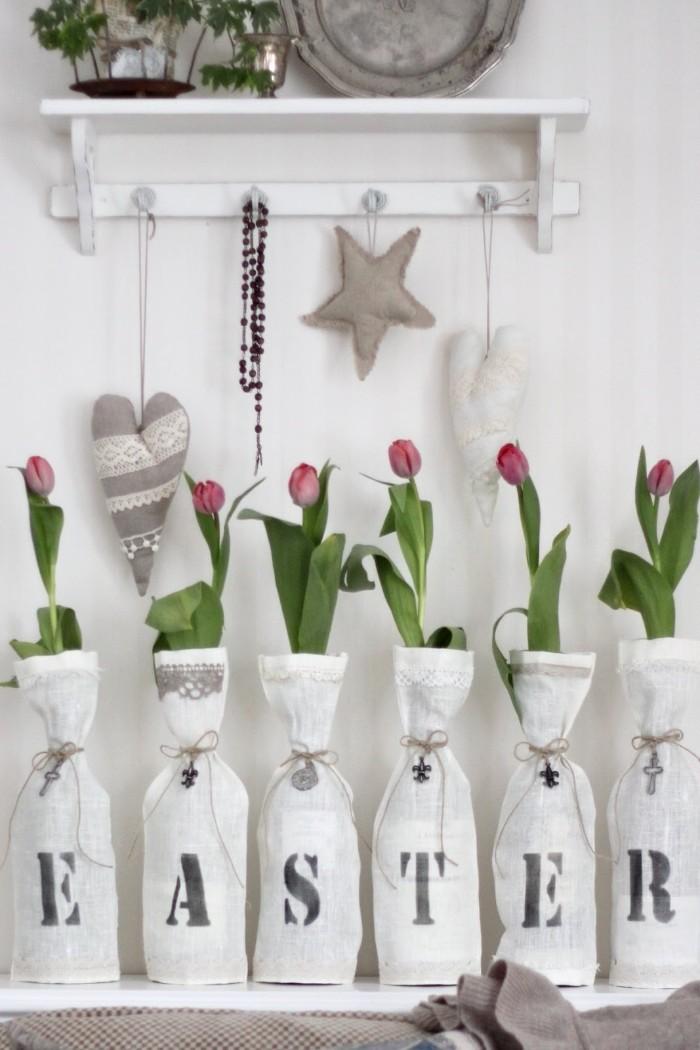 diy vases déco de pâques