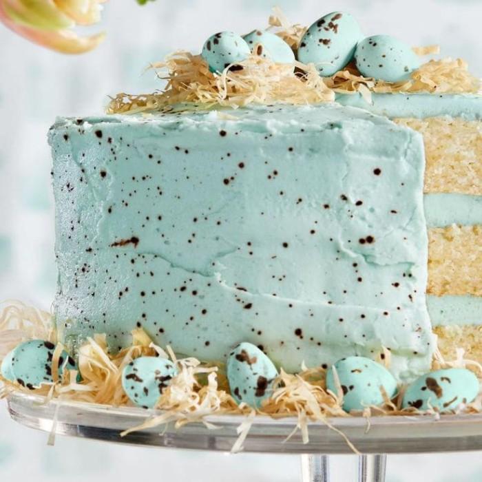 gâteau pâques idée déco de pâques