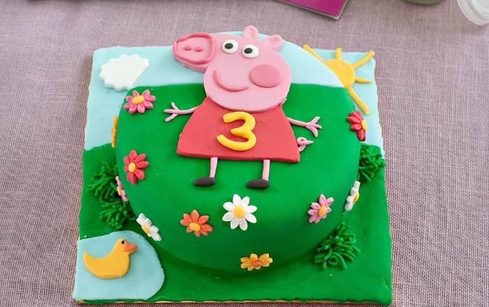 idée décoration gâteau anniversaire enfant