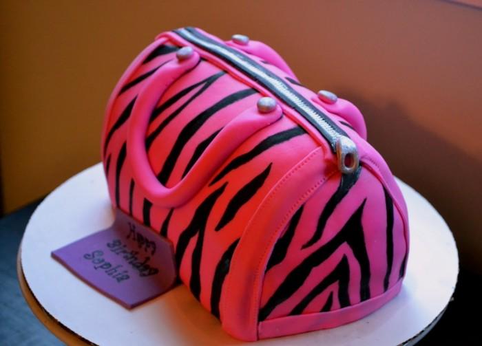 idée décoration gâteau fille ado