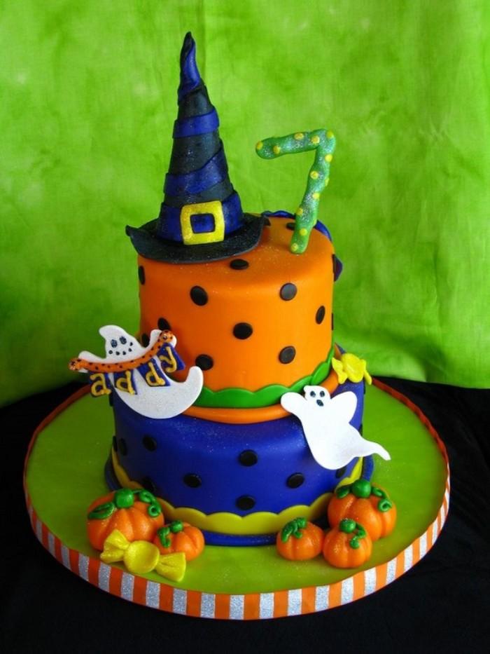 idée décoration gâteau thématique