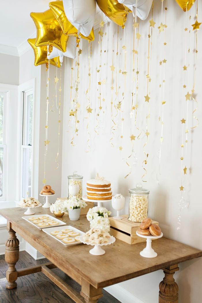 joyeux anniversaire décoration simple et très belle
