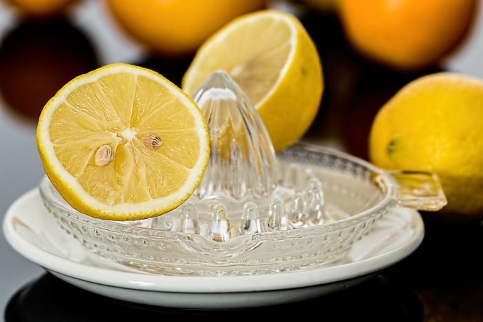 le citron et le nettoyage du foie