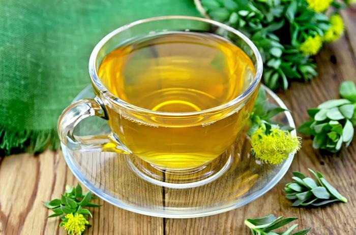 nettoyage du foie en utilisant du thé