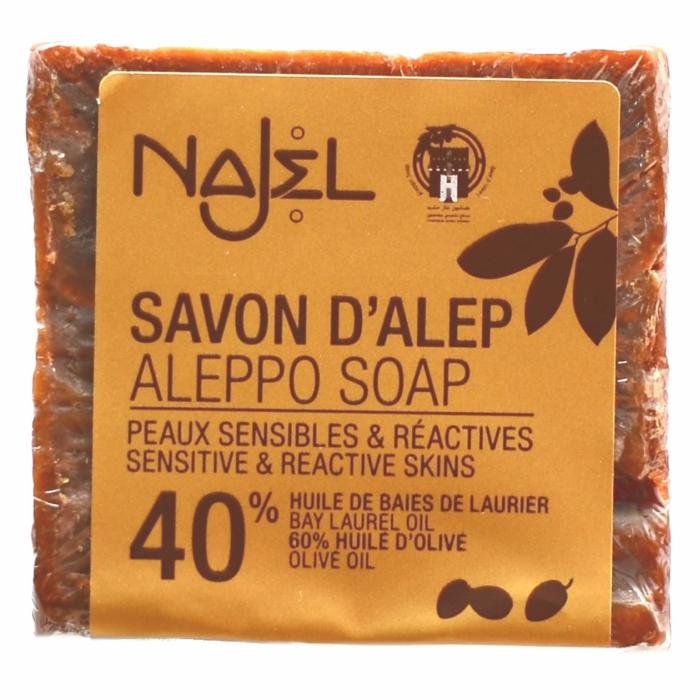 savon d' Alep 40%