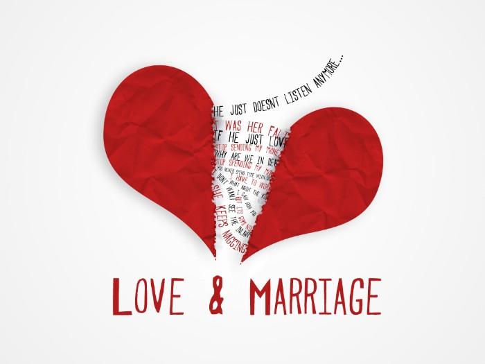 texte félicitation mariage célébrer l'amour